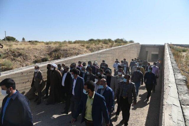 وعده وزیر ارشاد برای تکمیل موزه پاسارگاد