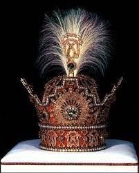 از زریبافی تا زرگری؛ طلای یزد بر سر شاهان پهلوی