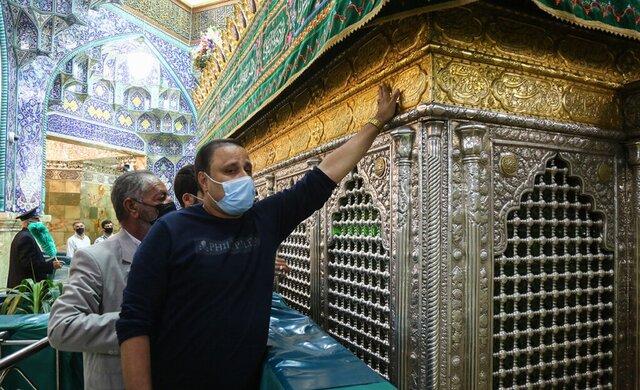 دسترسی زائران به ضریح حضرت معصومه(س) فراهم شد
