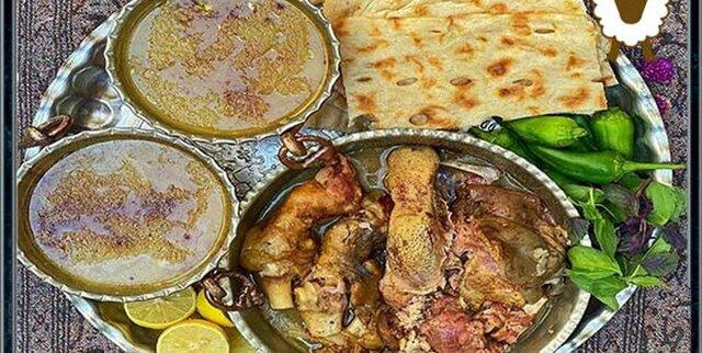 ۸۵۰۰ خوراک ایرانی کجای  هاست؟