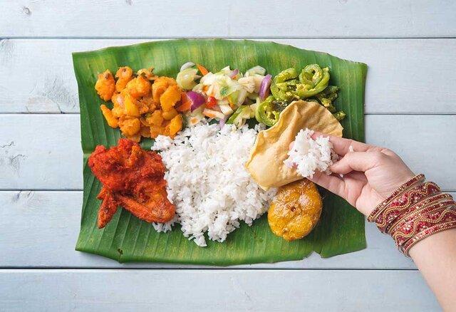 شکلگیری آداب غذایی متفاوت در هند با تنوع آیینها و مذاهب